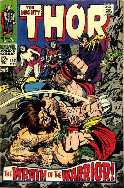 The Mighty Thor #152
