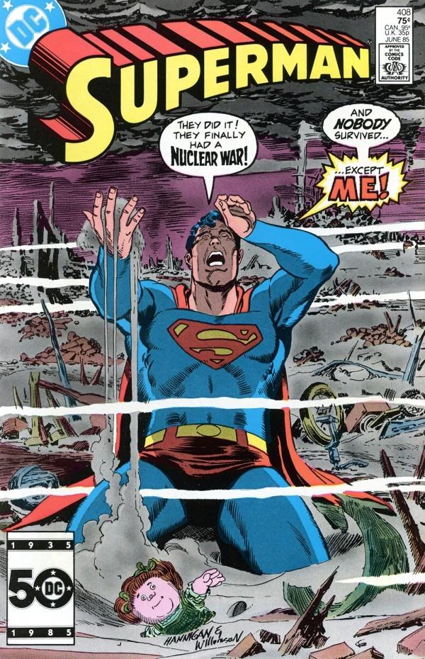 Superman #408