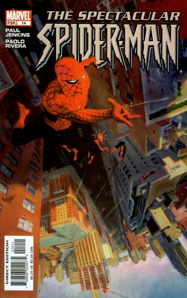 The Spectacular Spider-Man #14