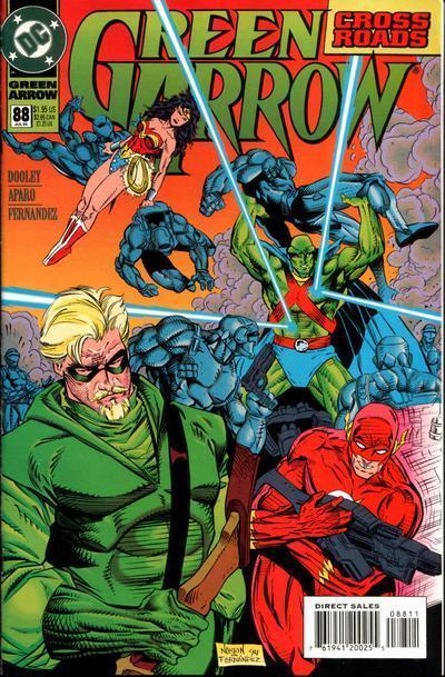 Green Arrow #88