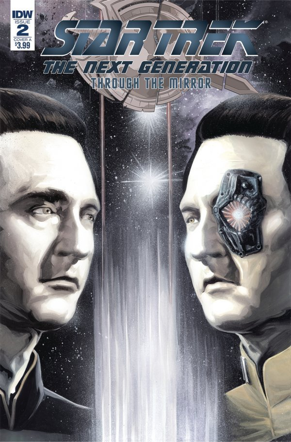 Star Trek: The Next Generation: Through The Mirror #2