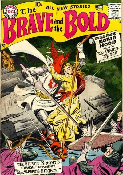 The Brave and the Bold #13