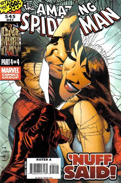 The Amazing Spider-Man #545
