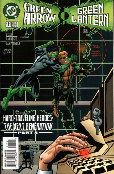Green Arrow #111