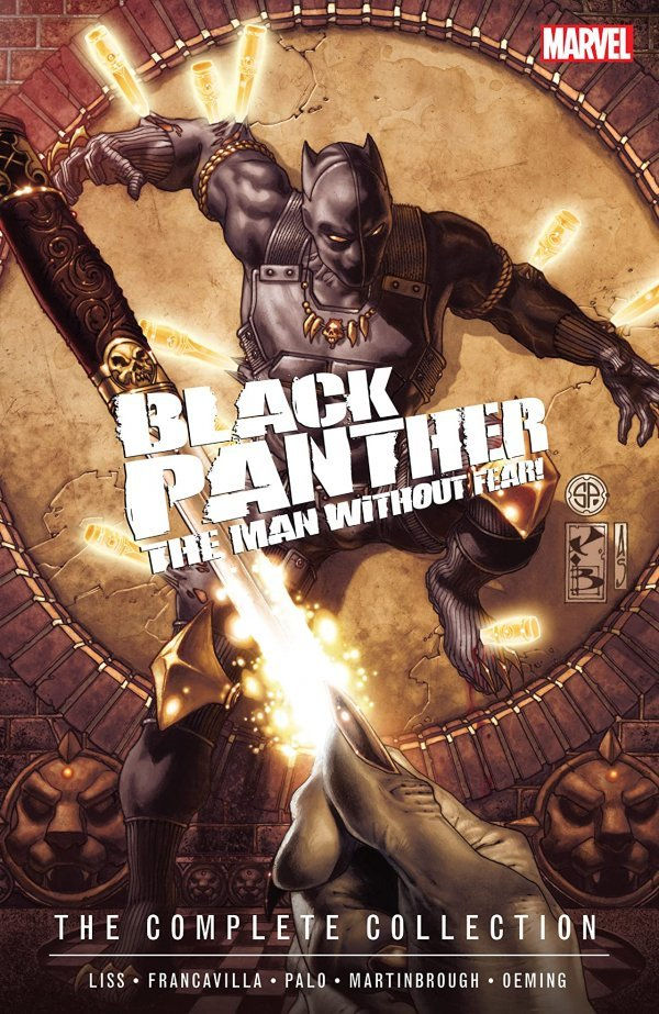 Black Panther: Man Without Fear Complete Collection TP