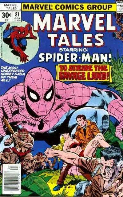 Marvel Tales #81