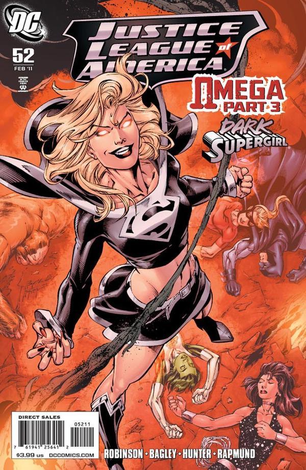 Justice League of America #52
