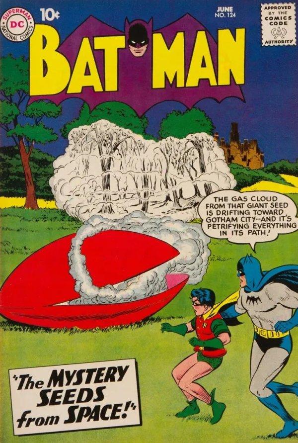 Batman #124