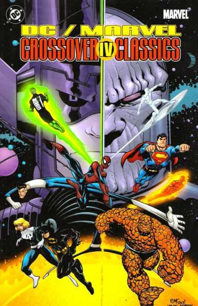 Crossover Classics: The Marvel / DC Collection Vol. 4 TP