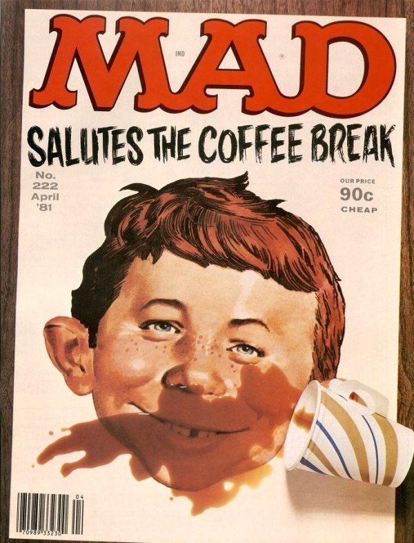 Mad Magazine #222
