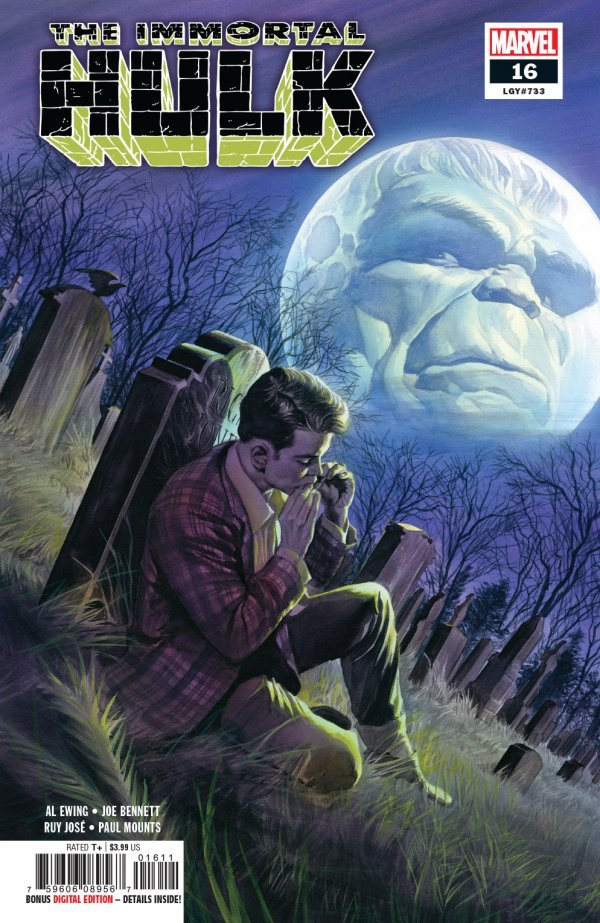 The Immortal Hulk #16