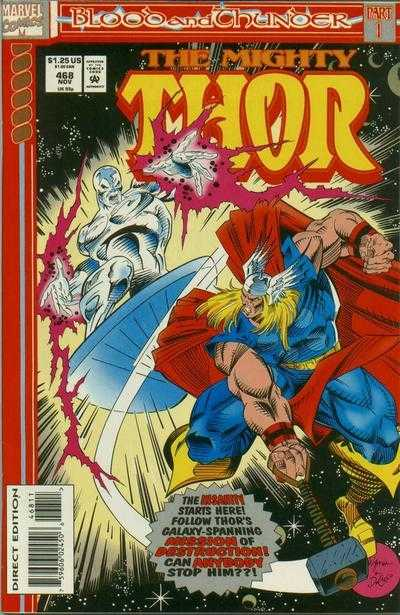 The Mighty Thor #468