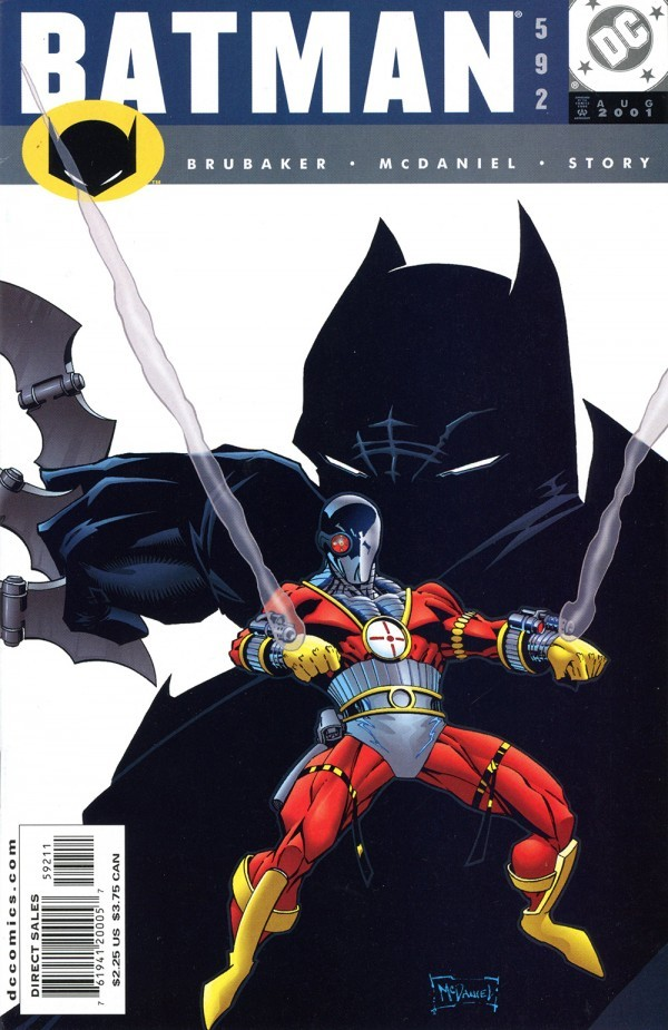 Batman #592