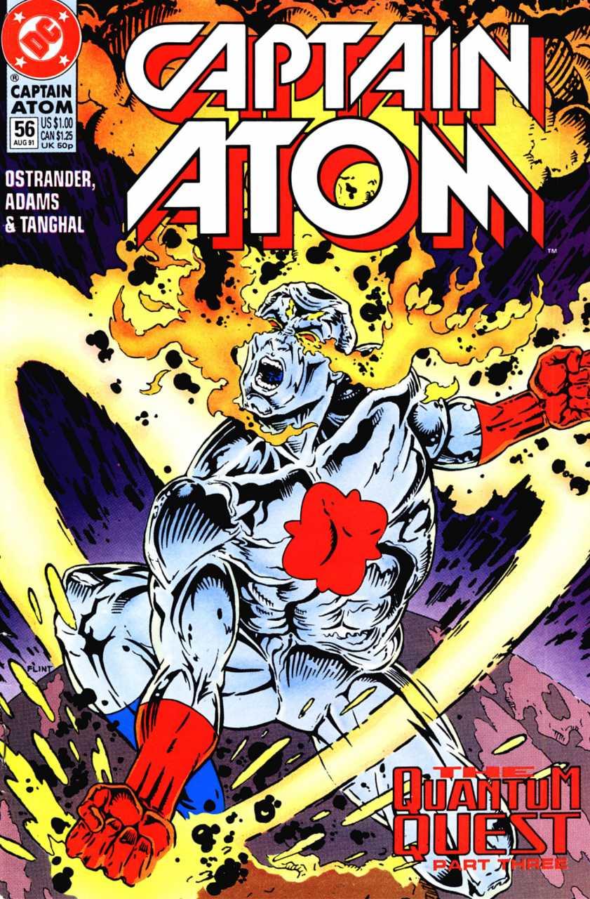 Captain Atom #56