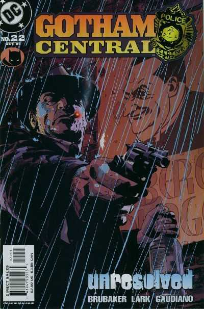 Gotham Central #22