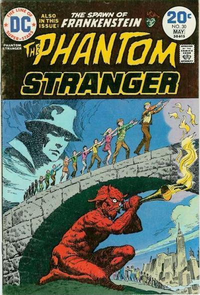 The Phantom Stranger #30