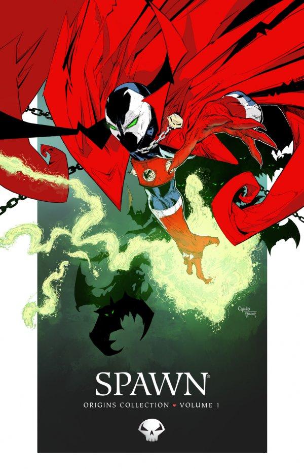 Spawn: Origins Collection Vol. 1 TP