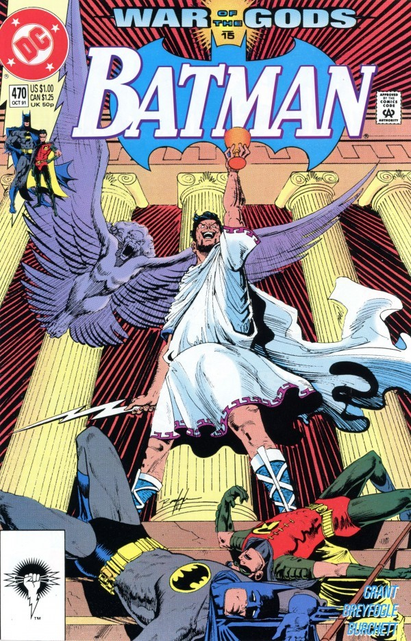 Batman #470