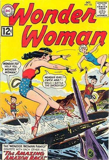 Wonder Woman #133