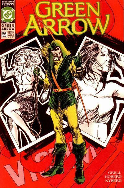 Green Arrow #56