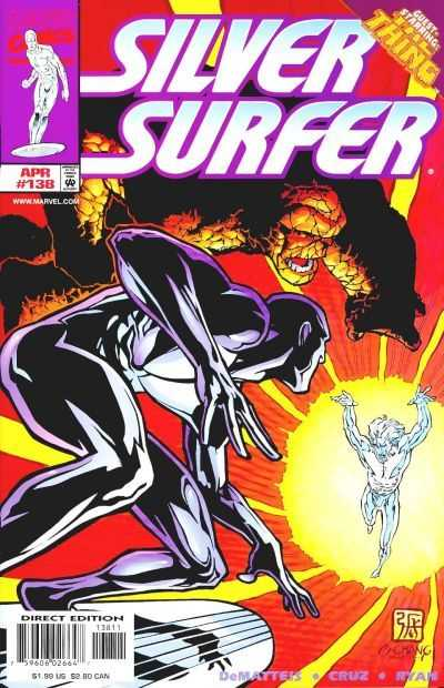 Silver Surfer #138