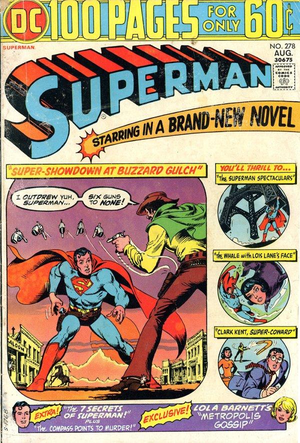 Superman #278