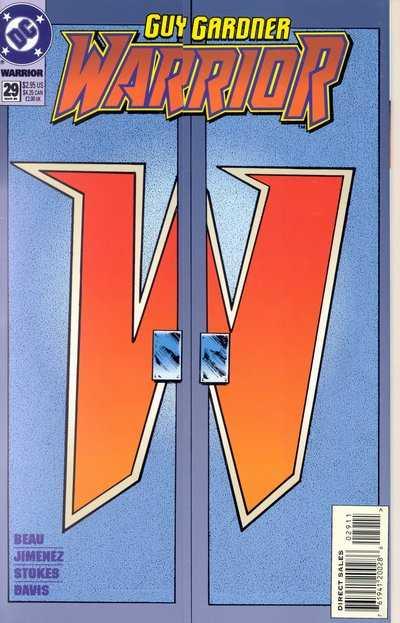 Guy Gardner: Warrior #29