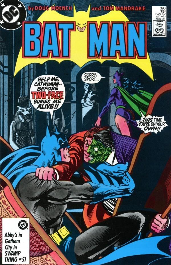 Batman #398