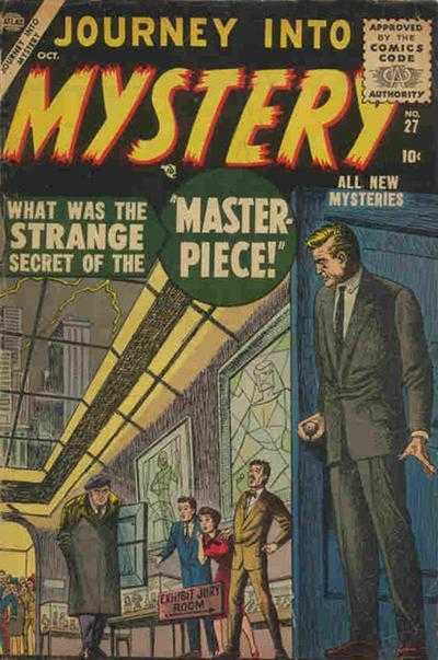 Journey into Mystery #27
