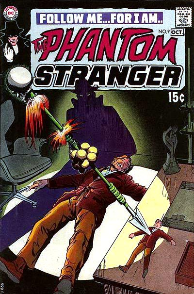 The Phantom Stranger #9
