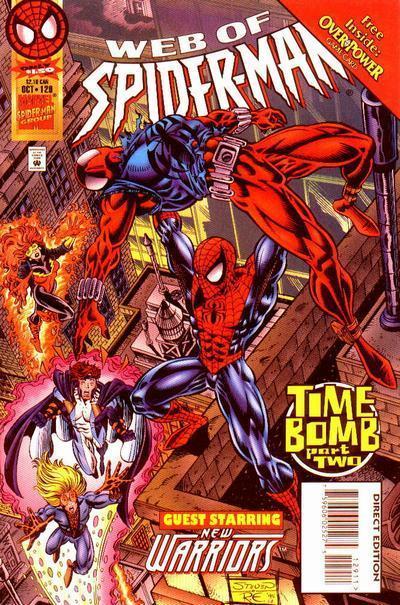 Web of Spider-Man #129