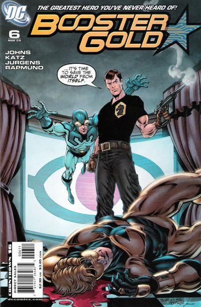 Booster Gold #6