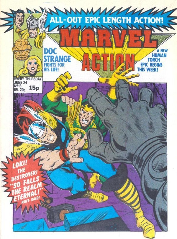 Marvel Action #13