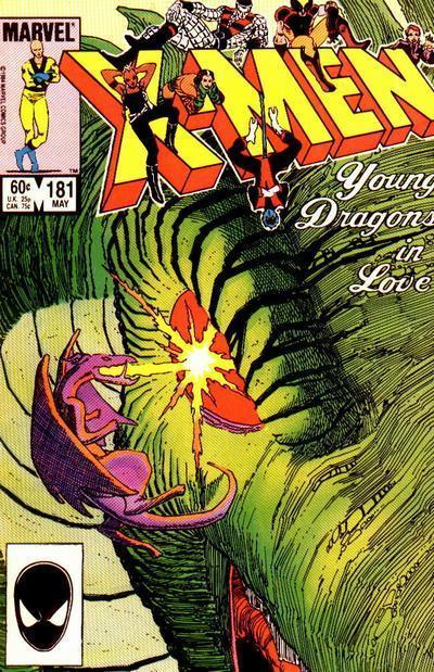 Uncanny X-Men #181