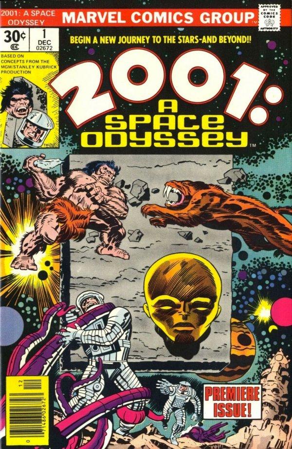 2001: A Space Odyssey #1