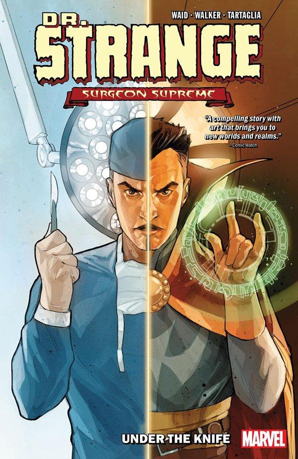 Dr. Strange, Surgeon Supreme Vol. 1: Under the Knife TP