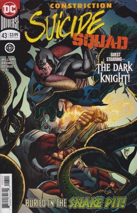 Suicide Squad #43