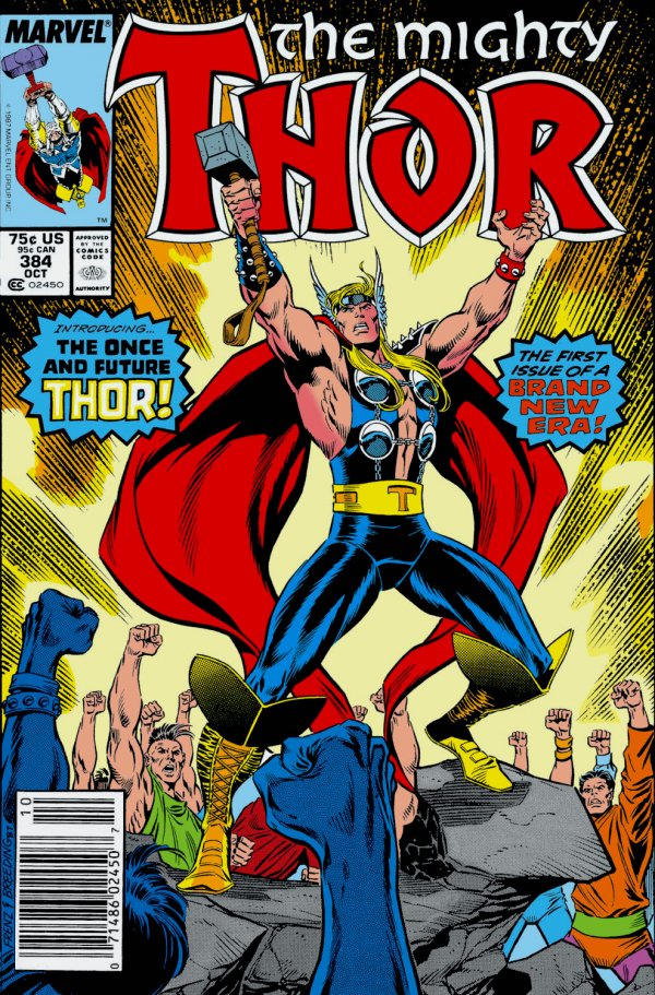 The Mighty Thor #384