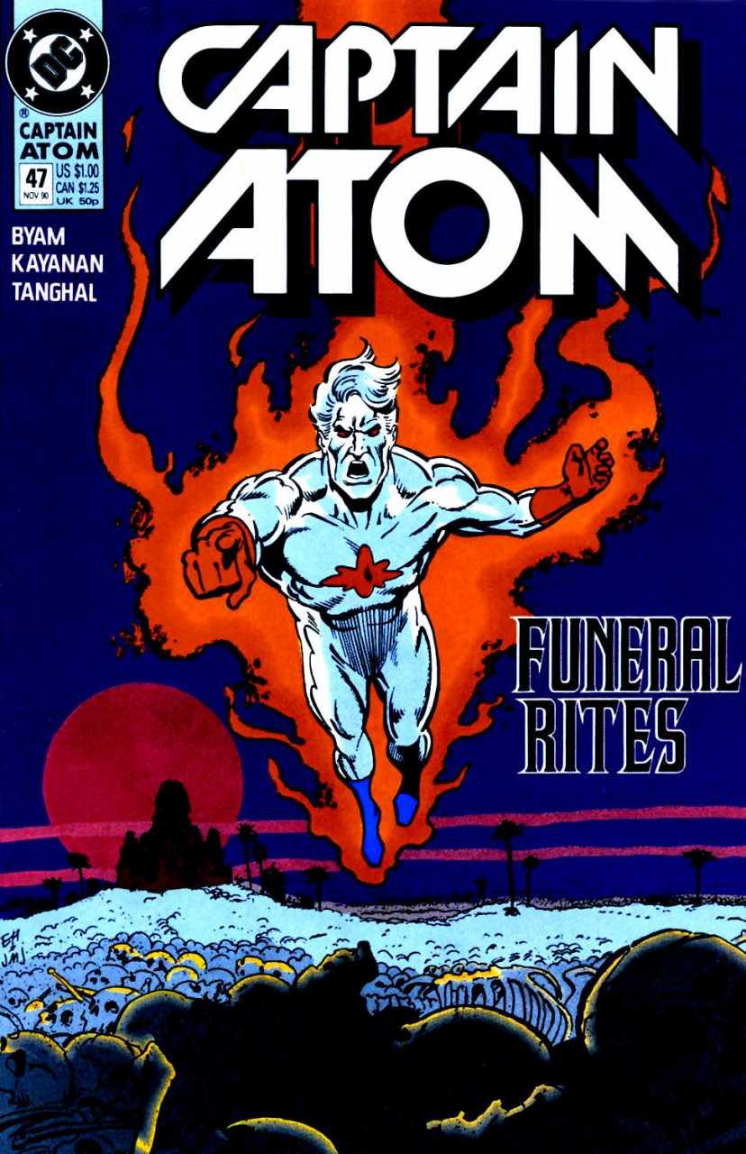 Captain Atom #47