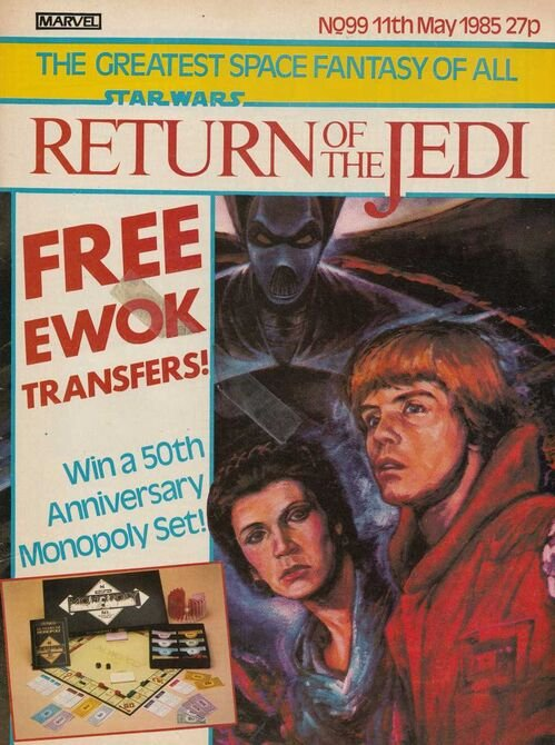 Return of the Jedi Weekly #99