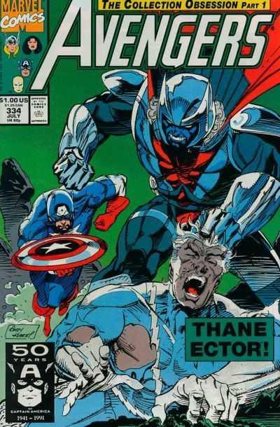 The Avengers #334