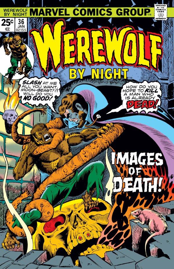 Werewolf By Night #36