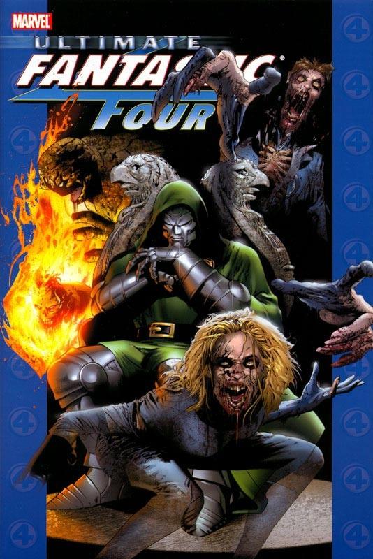 Ultimate Fantastic Four Vol. 3 HC