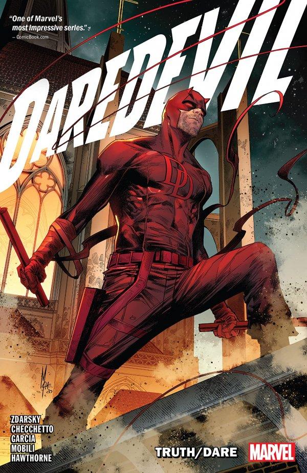 Daredevil Vol. 5: Truth/Dare TP