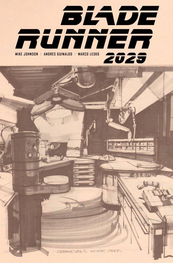 Blade Runner 2029 #5