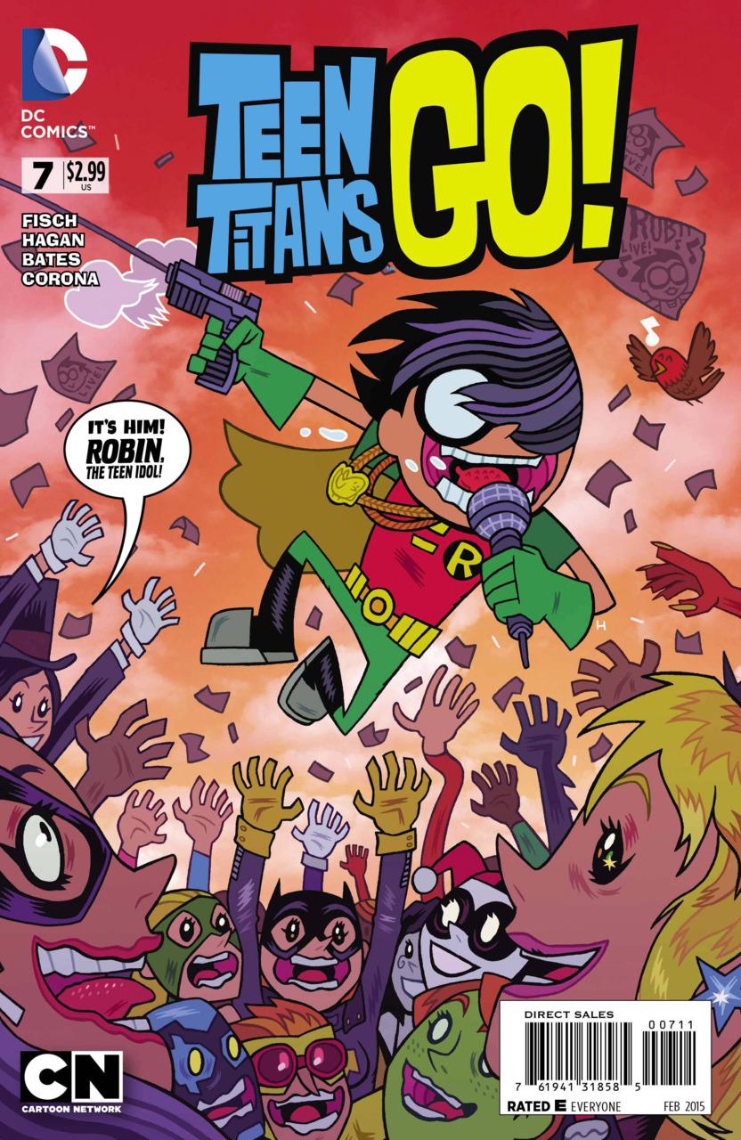 Teen Titans Go! #7