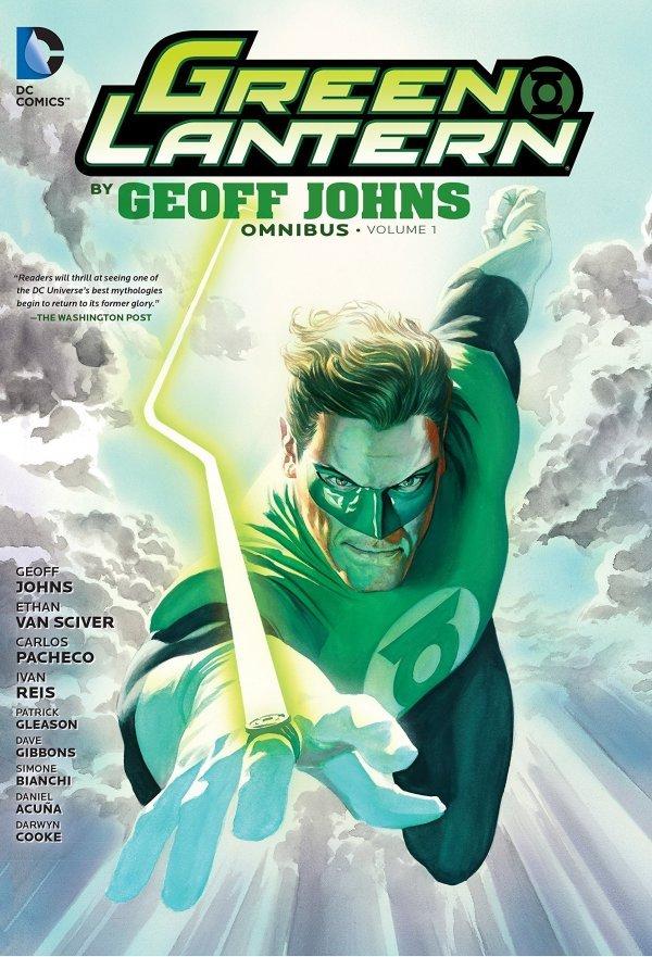 Green Lantern By Geoff Johns Omnibus Vol. 1 HC