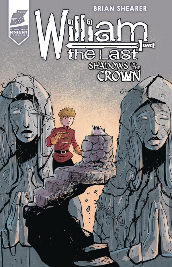 William the Last: Shadows Of The Crown #1
