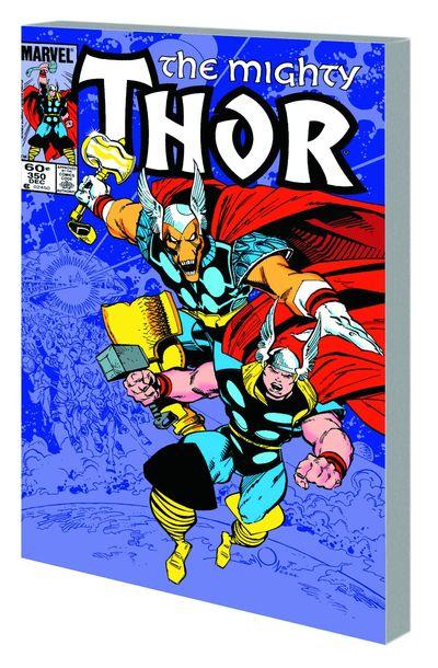 Thor Visionaries: Walt Simonson Vol. 2A TP New Printing
