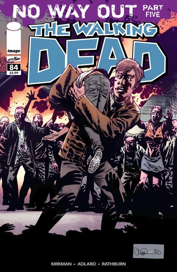 The Walking Dead #84